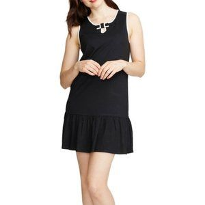 Kate Spade Black Bow Nighty Chemise Small